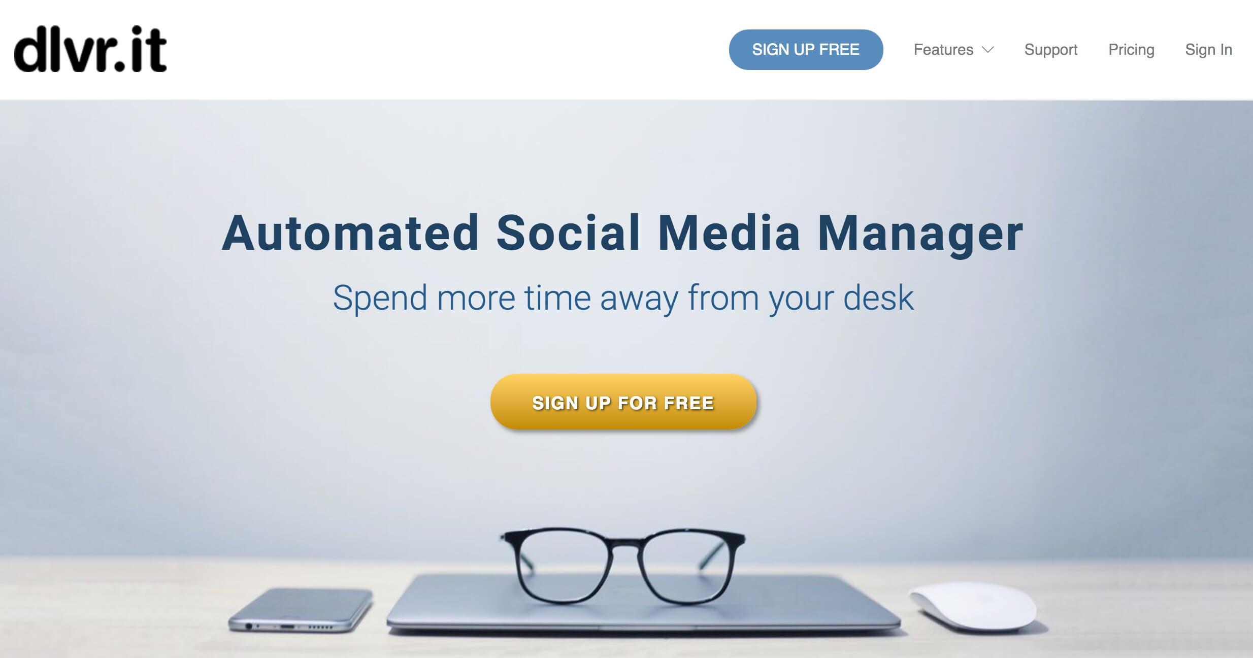 dlvrit Redes sociales, los mejores horarios para publicar y cómo ser más eficiente