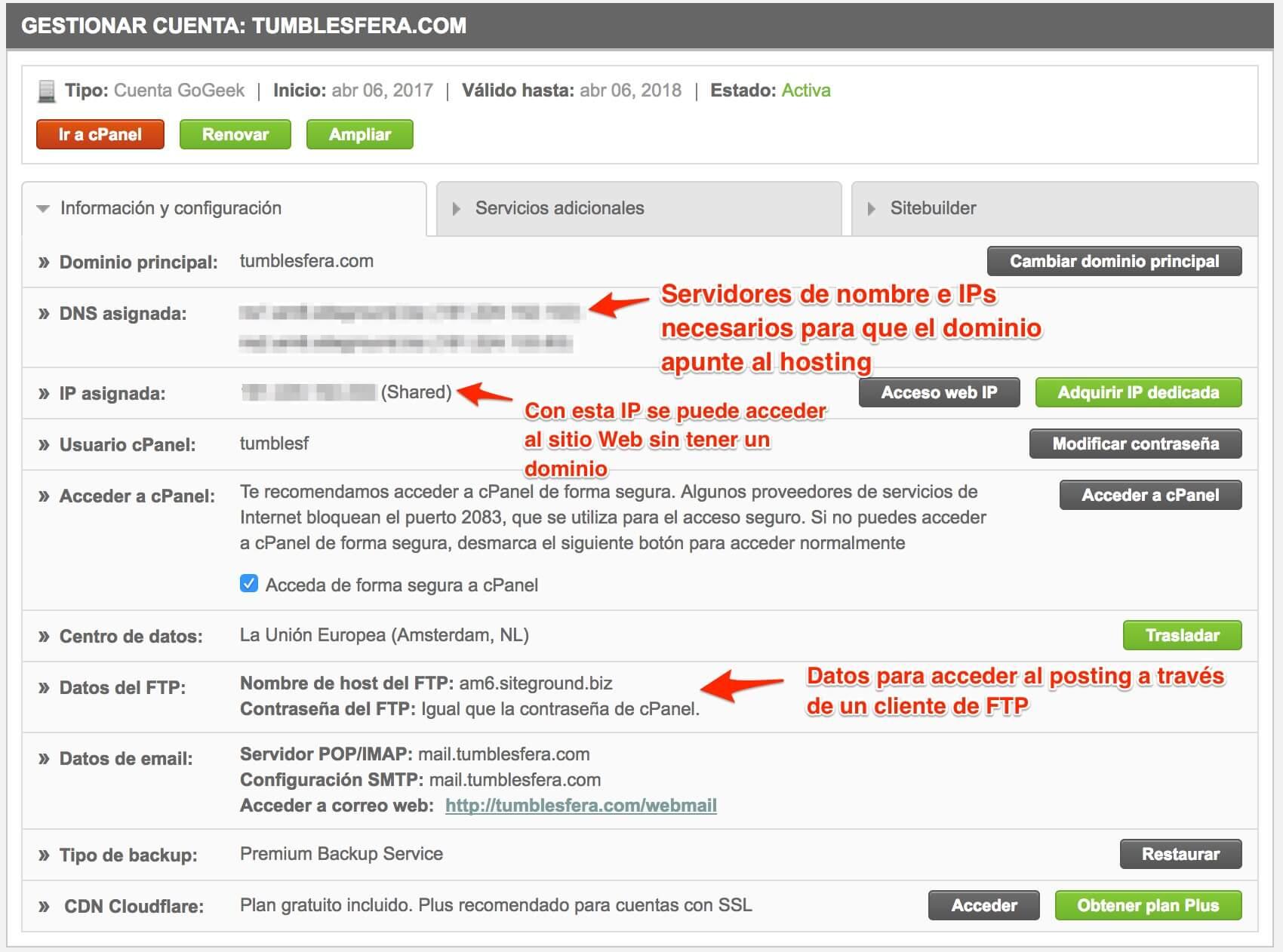 SiteGround: guía de iniciación en el mejor hosting para WordPress
