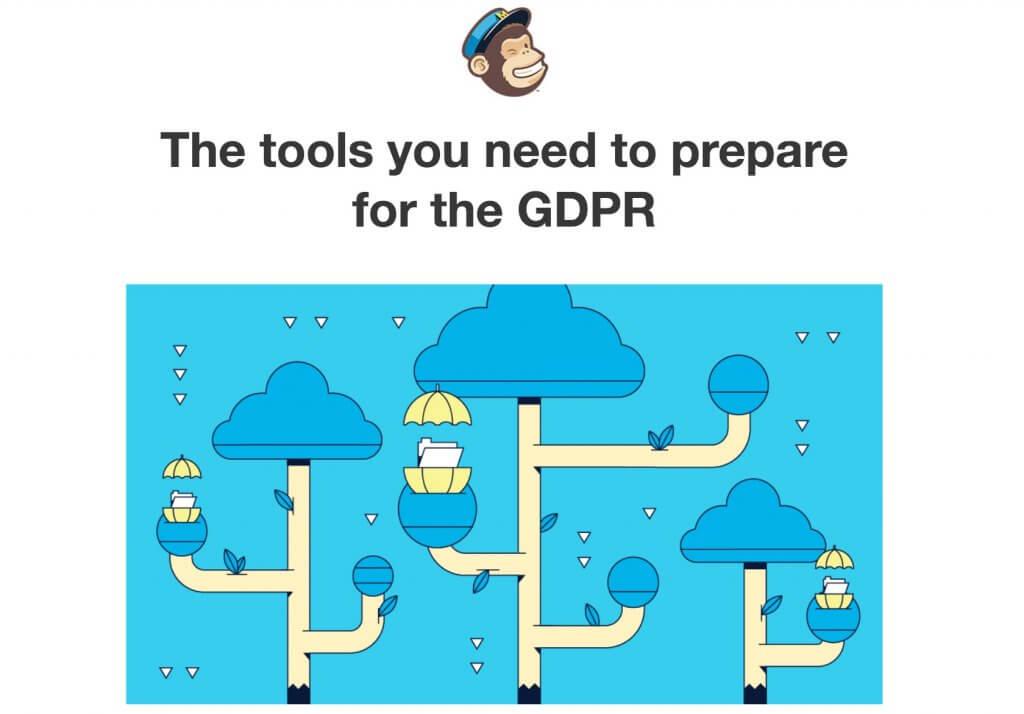 mailchimp-ready-for-gdpr-1024x714 Cómo usar MailChimp y WordPress para hacer una newsletter (y cumplir el RGPD)