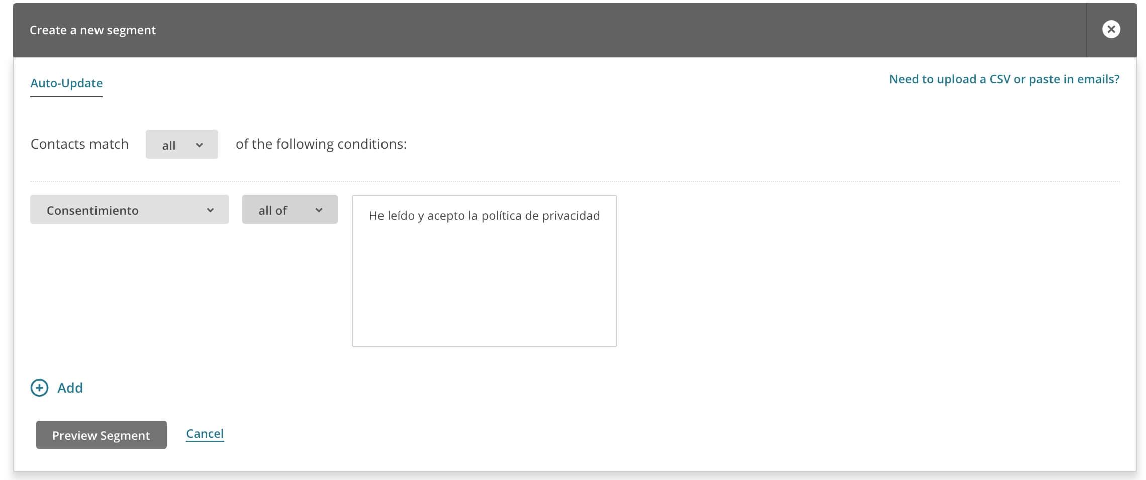 mailchimp-segmento-2 Cómo usar MailChimp y WordPress para hacer una newsletter (y cumplir el RGPD)
