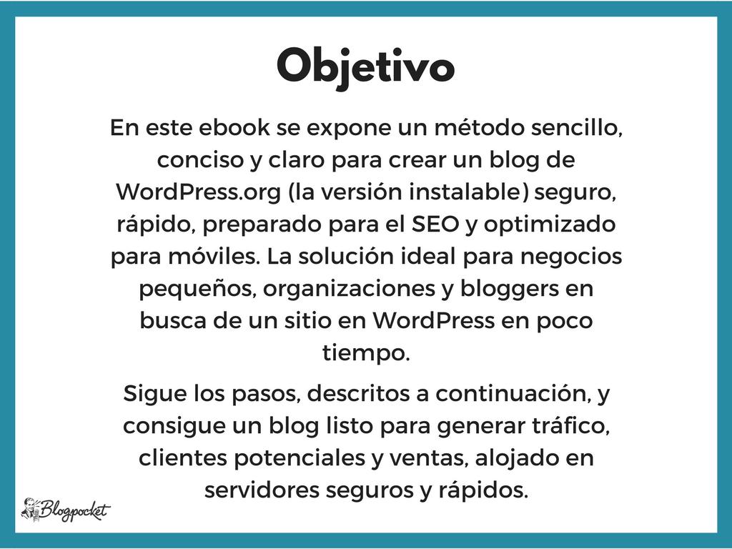 3 Suscríbete a la nueva lista de correo de Blogpocket y descarga el nuevo ebook «Lanza tu blog»