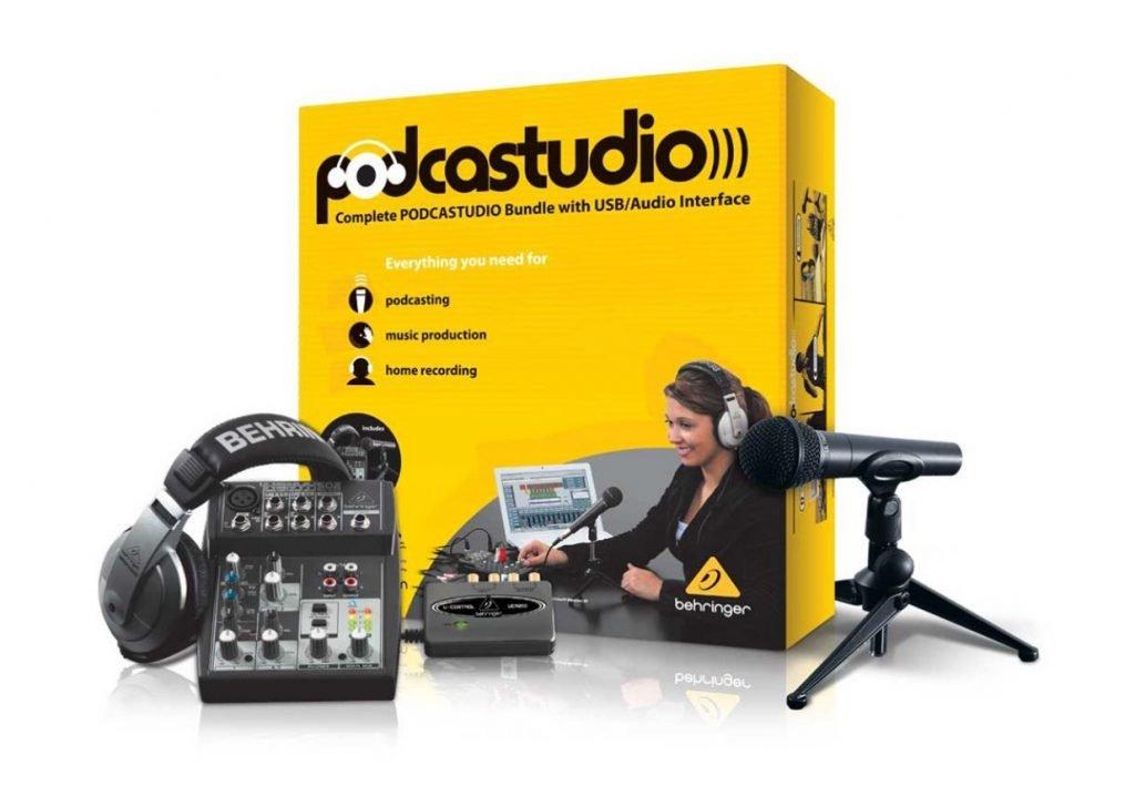 Behringer_Podcastudio_USB__Amazon_es__Instrumentos_musicales-1024x709 Cómo comenzar un podcast por menos de 100€