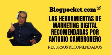 HERRAMIENTAS-MARKETING-DIGITAL-RECOMENDADAS-POR-ANTONIO-CAMBRONERO Página de inicio