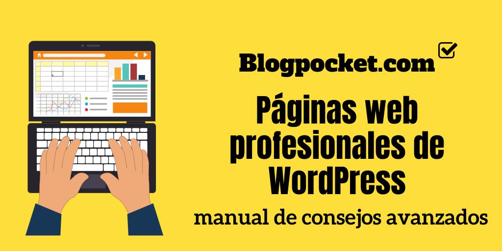 PAGINAS-WEB-PROFESIONALES-MANUAL-DESTACADA Páginas web profesionales de WordPress: manual de consejos avanzados