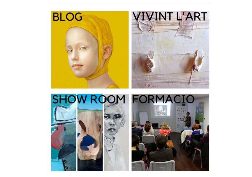artxtu-4-1024x722 ArtxTu: Cómo se hizo el blog de arte de Mireia Puente