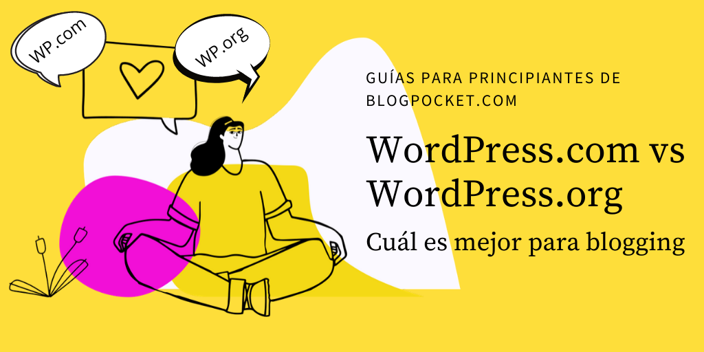 WORDPRESS-COM-ORG-COMPARATIVA WordPress.com vs WordPress.org, cuál es mejor para blogging
