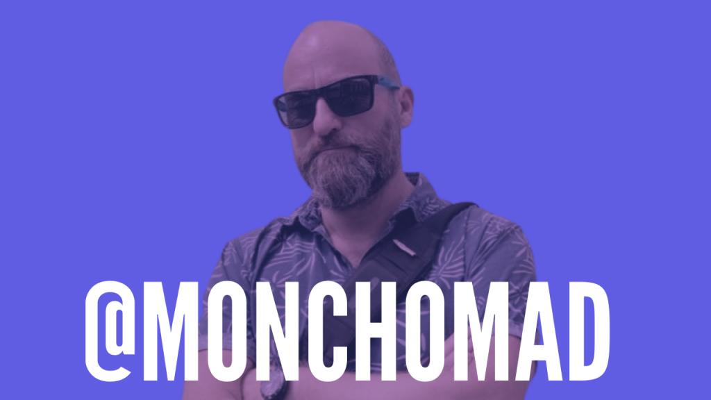 MONCHOMAD-1024x576 Los participantes en el 20 Aniversario de Blogpocket y sus hazañas