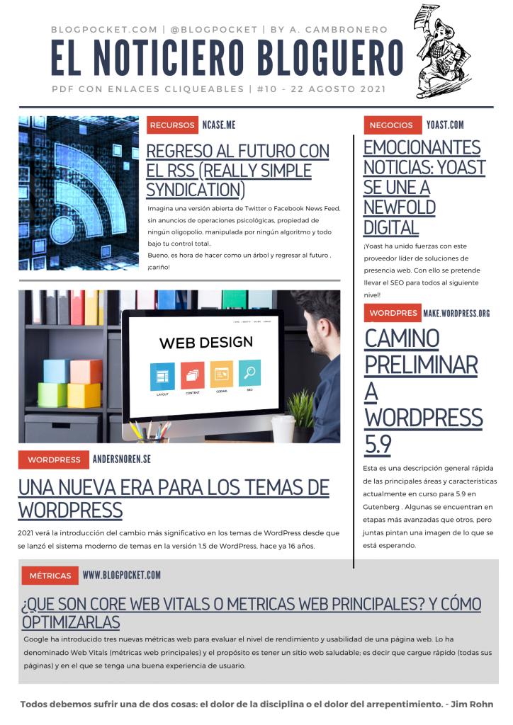 NOTICIERO-BLOGUERO-10-724x1024 La locura de los weblogs dentro de uno - Boletín 237