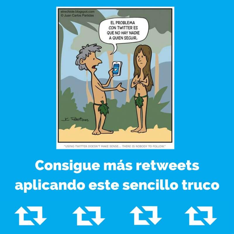 Consigue-mas-retweets-aplicando-este-sencillo-truco Cómo conseguir más retweets en un solo paso