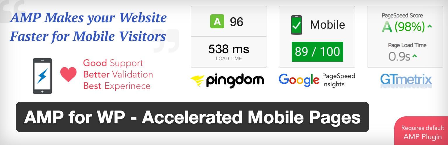amp-plugin-personalizacion Cómo configurar Google AMP para un blog de WordPress