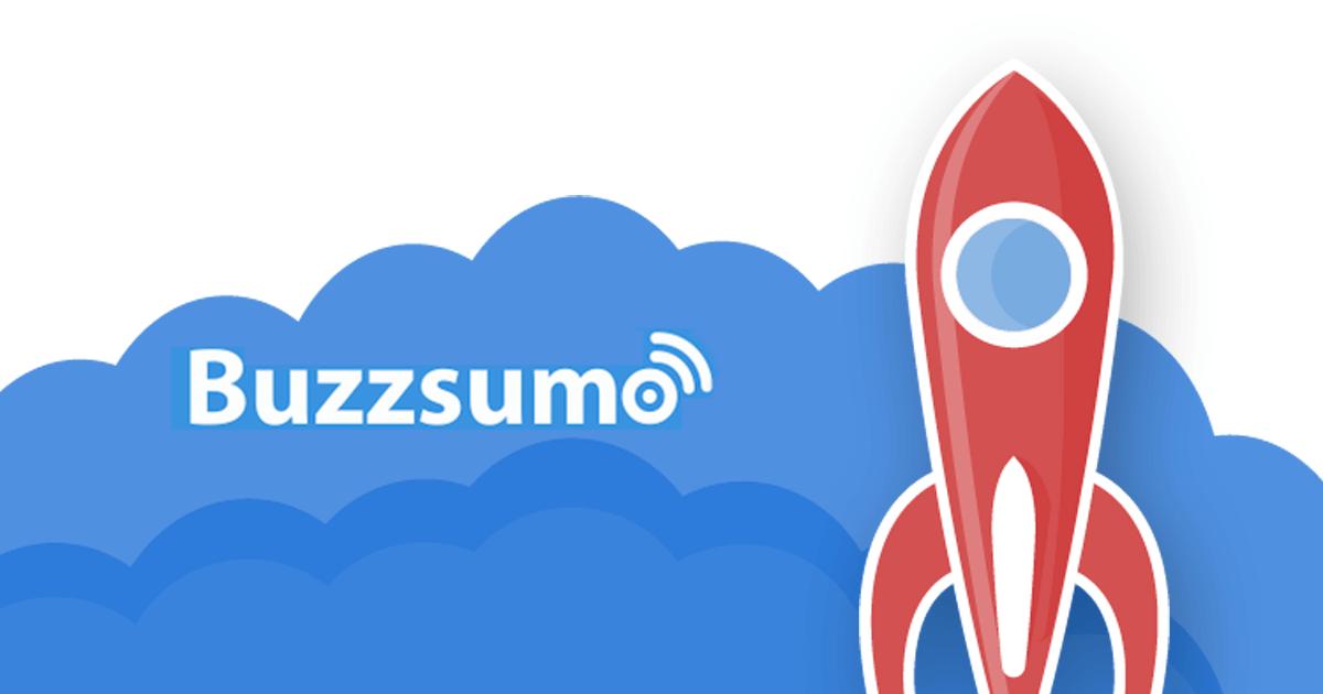 buzzsumo Herramientas para empezar a mejorar tu blog cuanto antes