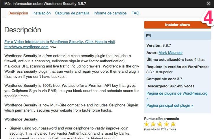wp-plugins-4 Plugins de WordPress, qué son y cómo se gestionan