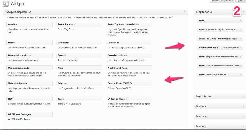 wp-themes-2 Los themes de WordPress, qué son y cómo se gestionan